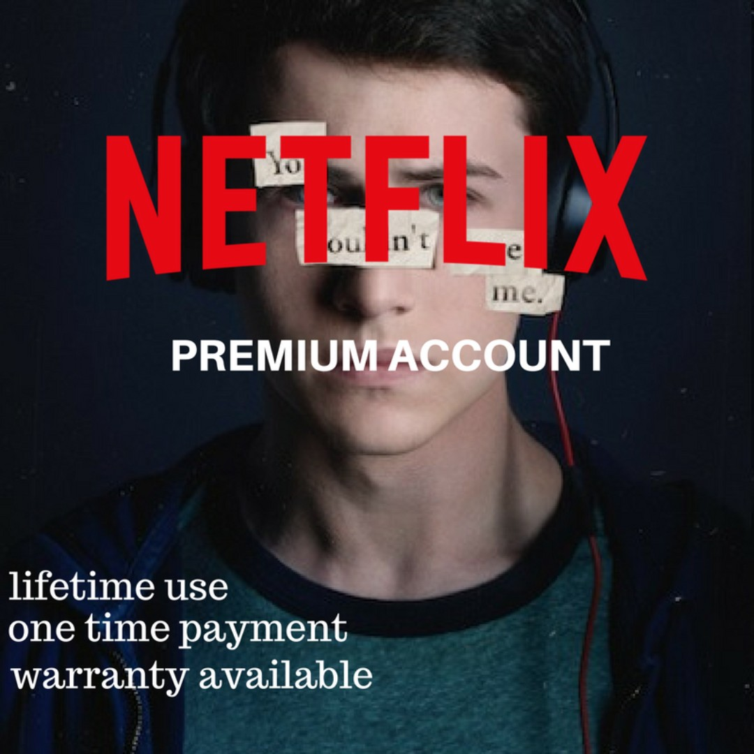 Netflix Premium Account High Definition on Carousell