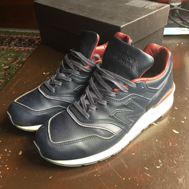 New Balance M997BEXP Horween Leather UK8.5 US9 5f37871d8727