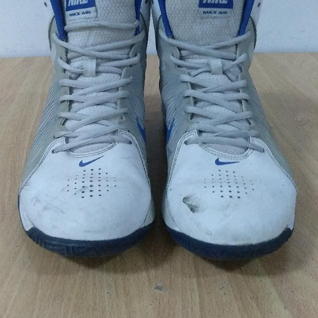 Nike 籃球鞋 藍 US11