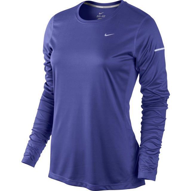 Nike Miler Dri-Fit Women's Long Sleeve/Sweater