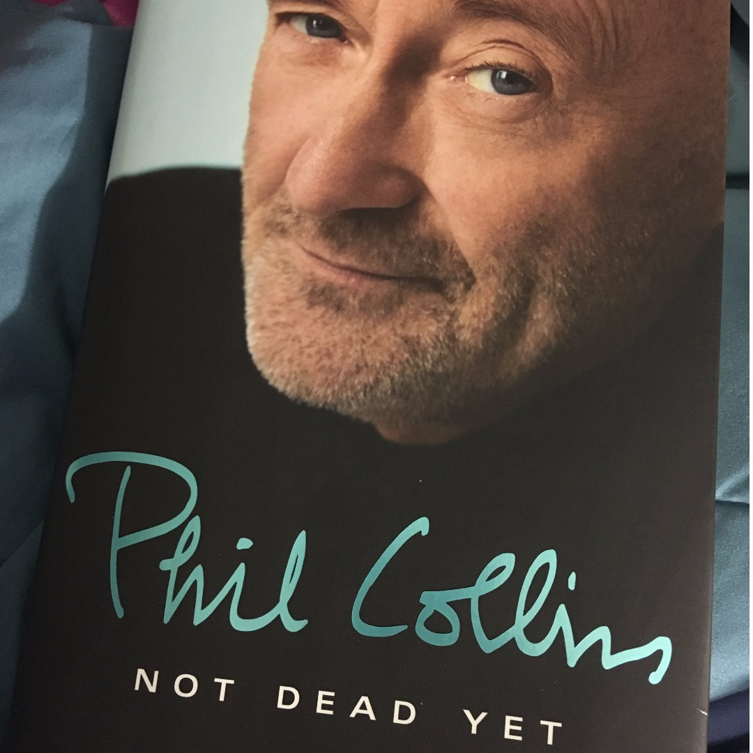 Not Dead Yet-Phil Collins Hardcover