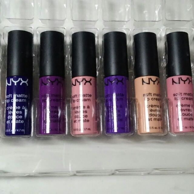 NYX minis Bundle