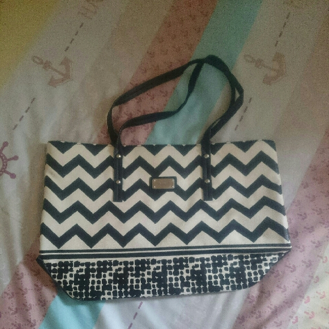 Original Ninewest Canvas Bag