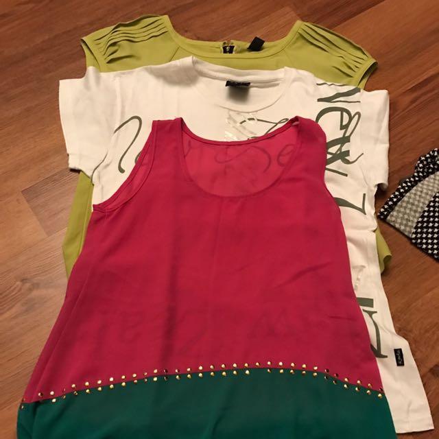 Paket baju perempuan isi 3 - size Large