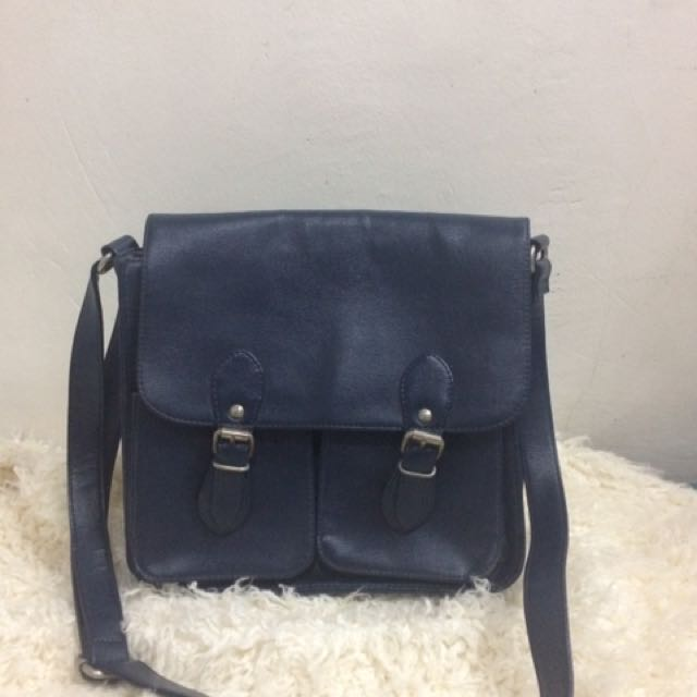 Parisian satchel bag