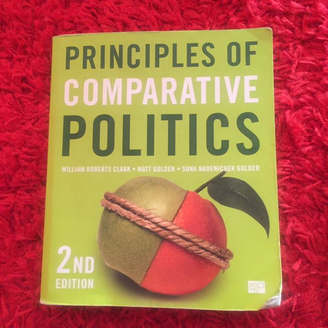 "POL207: POLITICS IN EUROPE ""Principles of Comparative Politics"""