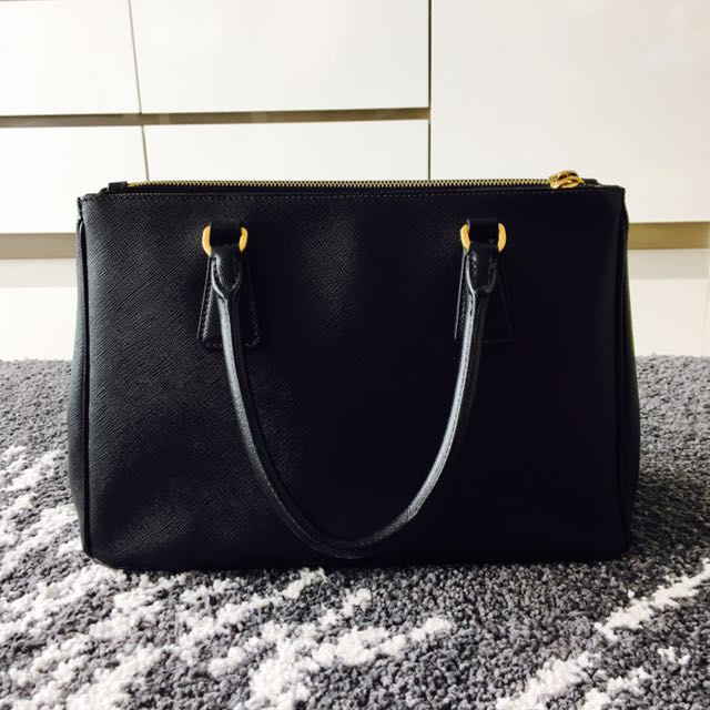 9a1f1f34503f ... discount prada saffiano lux luxury bags wallets on carousell 4cf42  6e8b3 ...