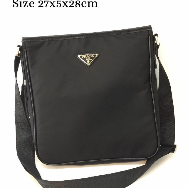 1d044120d1f8 greece shoulder bag men prada black cdd00 cf451; discount code for prada  sling men 0797p mens fashion bags wallets on carousell 456e6 f8307