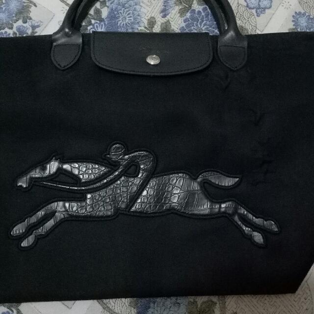 Prelove Longchamp shorthandle