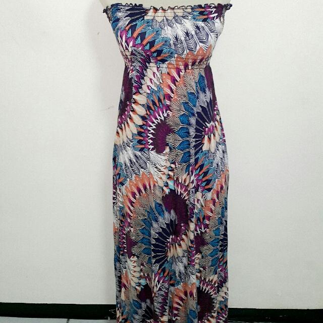 Preloved Dorothy Perkins Maxi Dress