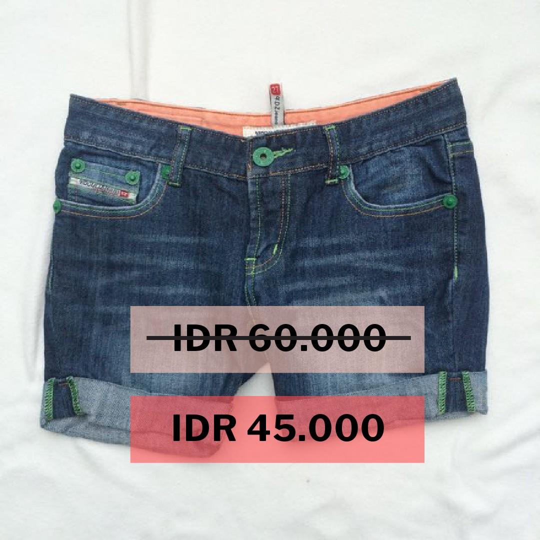 [PRELOVED] Shortpants Jeans
