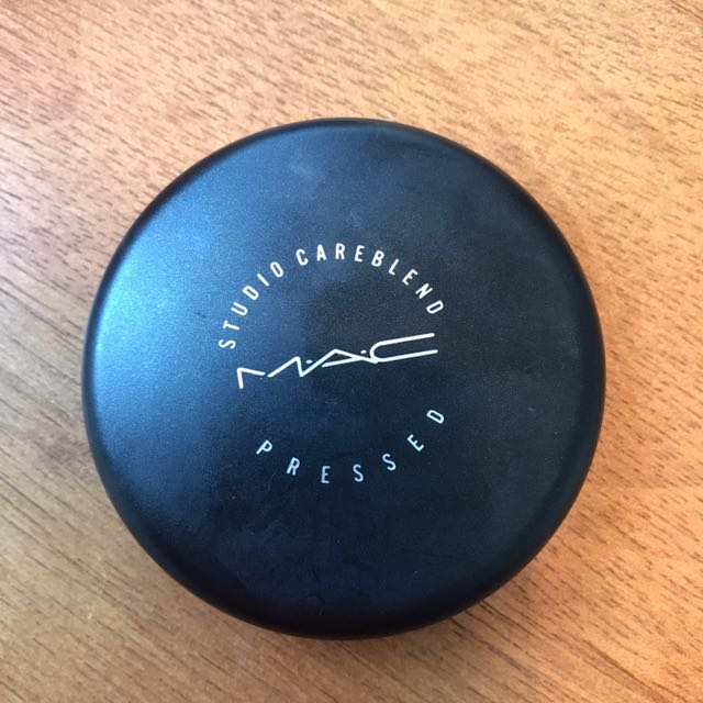 Pressed Mac Powder (used twice) RRP. $50
