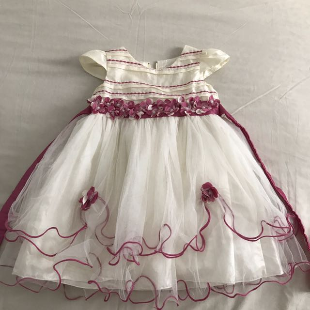 Princesa flower dress