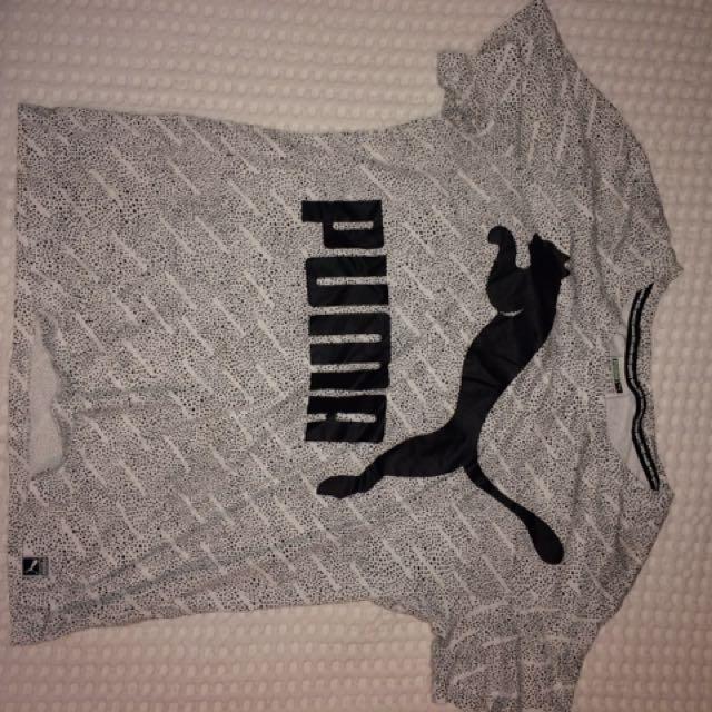 PUMA Julie Jenner collection t shirt
