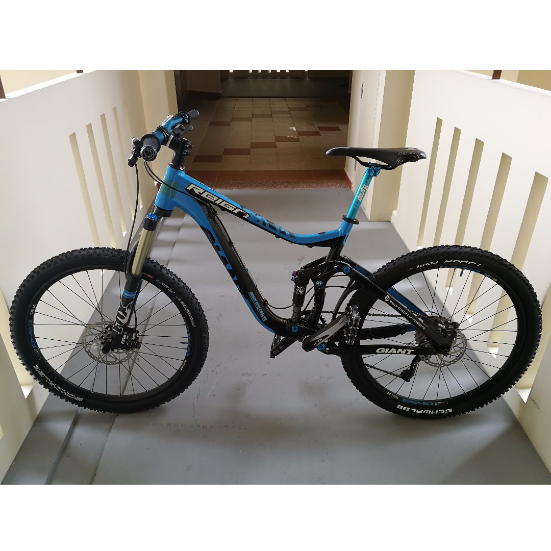 d7ced81d9cf Reign 1 Size M, Bicycles & PMDs, Bicycles on Carousell