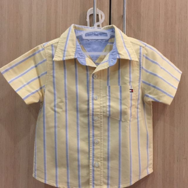Repriced!!! Authentic Tommy Hilfiger Polo Short Sleeves