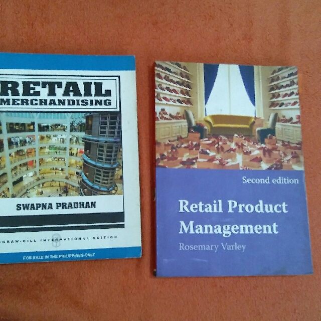 Retail Books Bundle