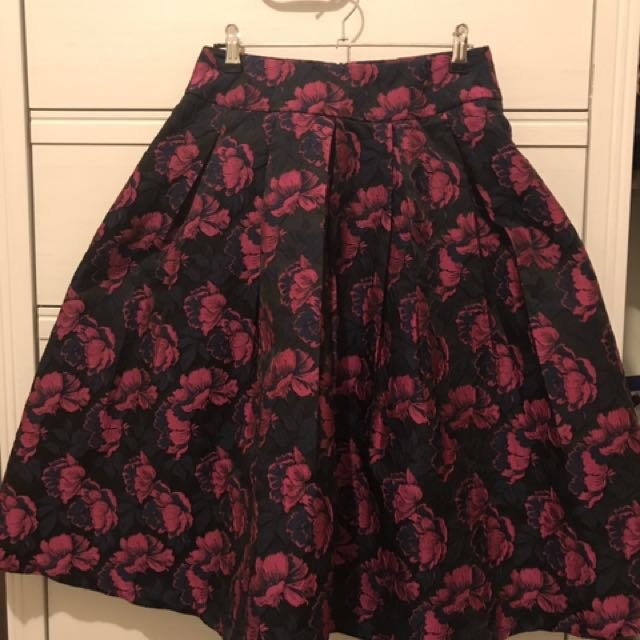 Review Prom Skirt