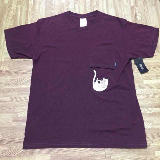 Ripndip T恤