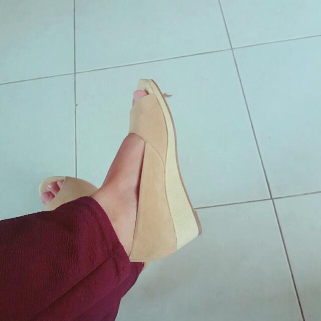 sandal wedjes