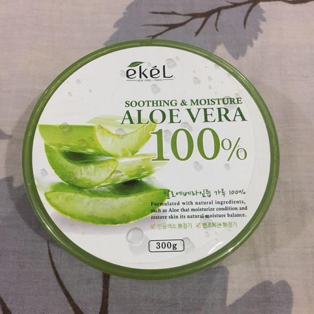 soothing & moisture aloe vera