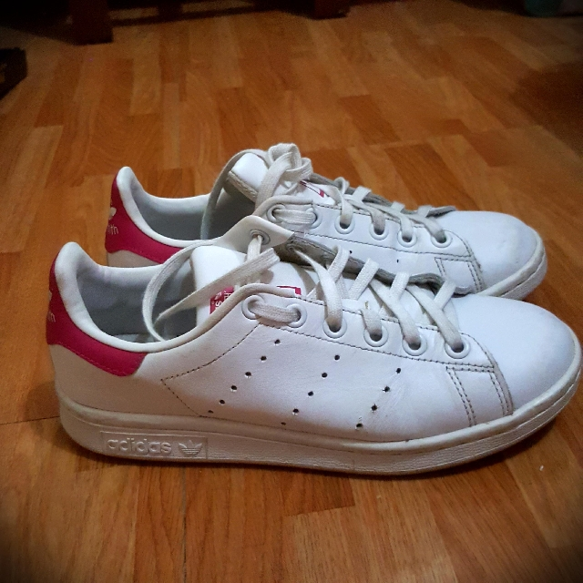 Stan Smith Pink Tab
