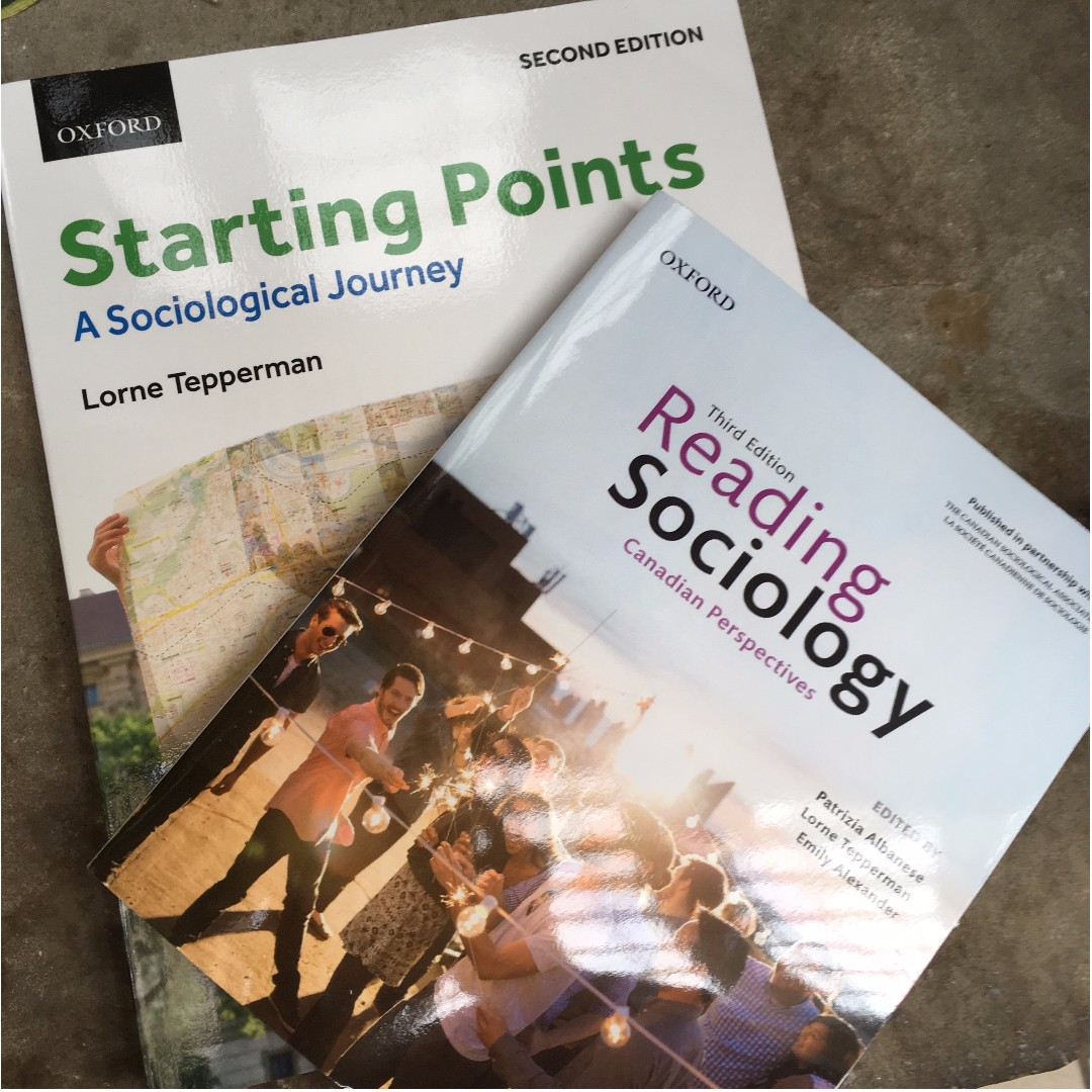 Starting Points, Reading Sociology (2017)