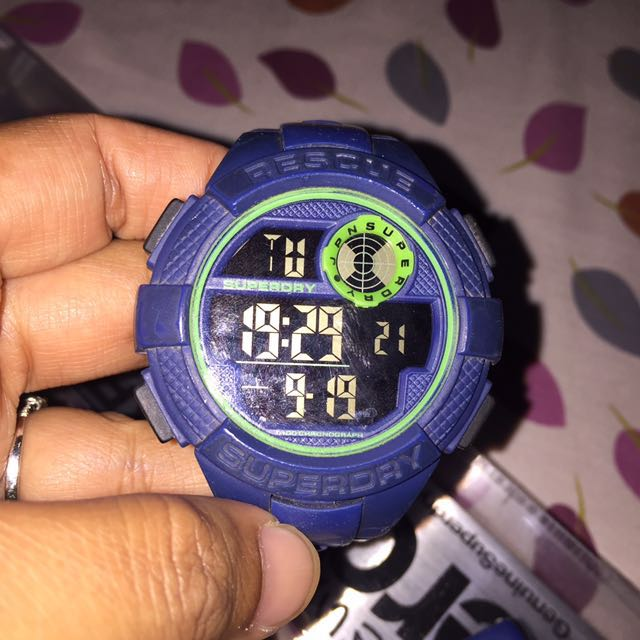 Superdry watch Authentic