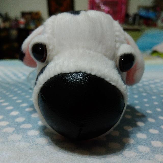 THE DOG大頭狗大麥町吊飾