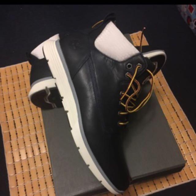 降價!Timberland 藍色輕量休閒鞋us 8.5號/26.5cm