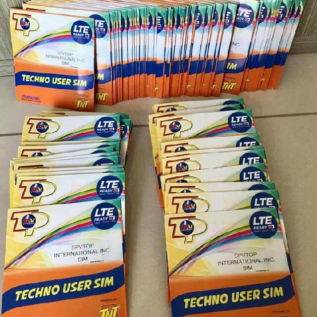 TNT Techno User Sim