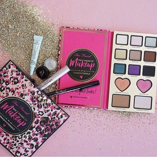 Too Faced Limited Editions - Nikkie Tutorials