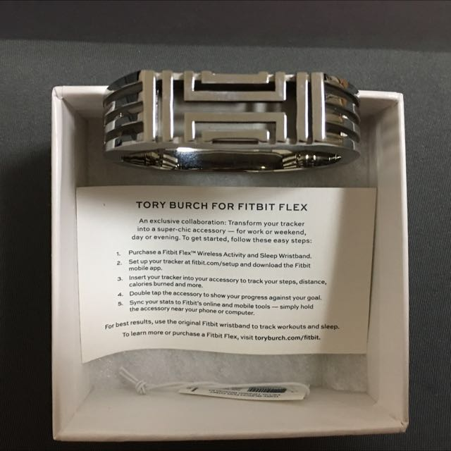 Tory Burch for Fitbit Flex Bracelet