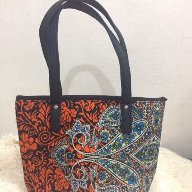 Tote style bag