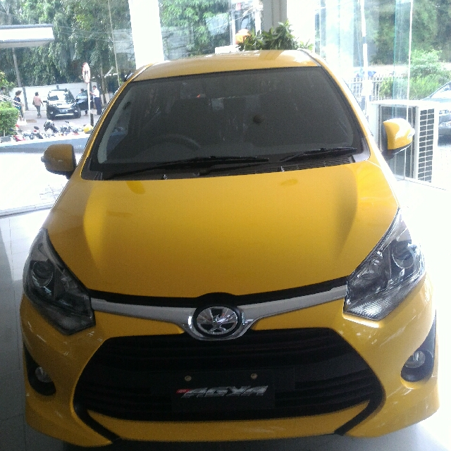 Toyota AGYA 12 Mt Cars For Sale On Carousell