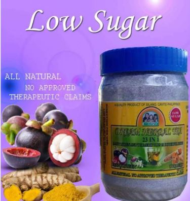 Tres Marias Mangosteen Tea - Low Sugar