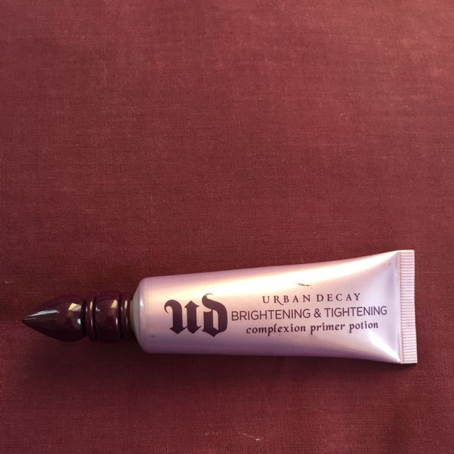 Urban Decay Brightening & Tightening Poison Primer