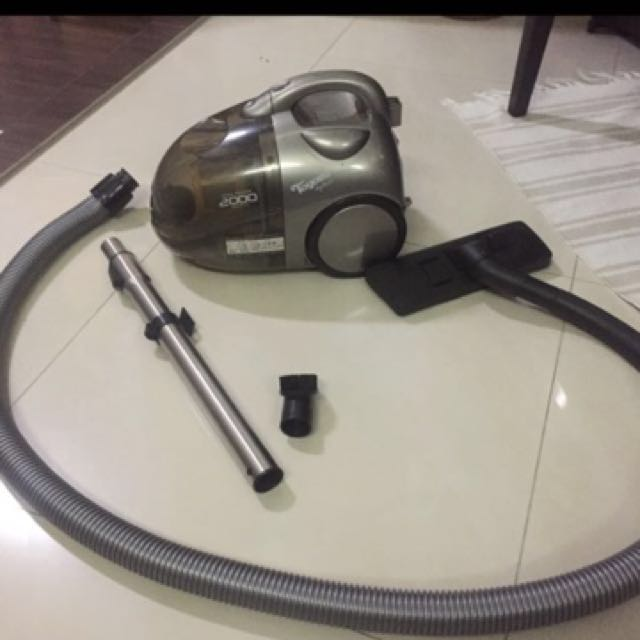 Vacuum Cleaner - Toyomi Cyclonic with HEPA filter