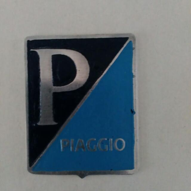 Vespa Emblem P/ New Import