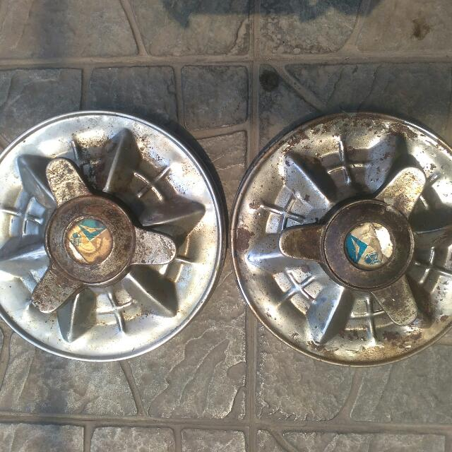 Vespa Wheel Dop Ring 10 Ori