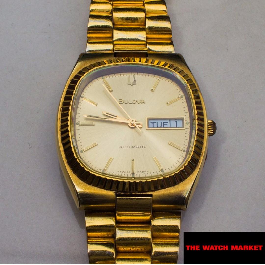 Dating vintage bulova watches