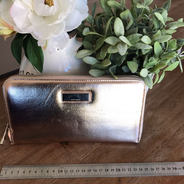 Witchery travel wallet free postage