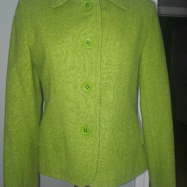 Women's spring jacket / blazer - M