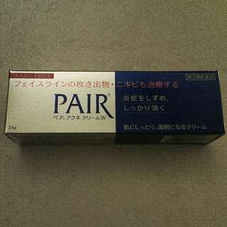 Japan PAIR Acne Cream 24g