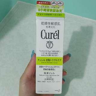 Curél Sebum Care Moisture Gel 深層控油保濕啫喱 (120ml)