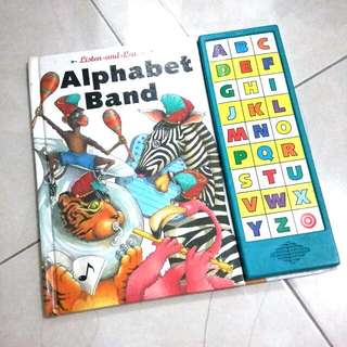 Alphabet Band Book