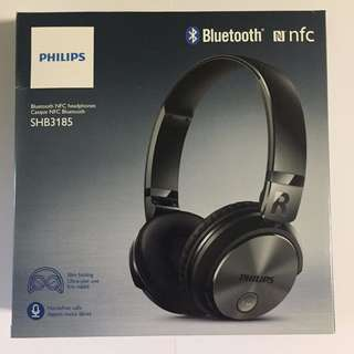 Philips Bluetooth headset 飛利浦藍牙耳機 SHB3185