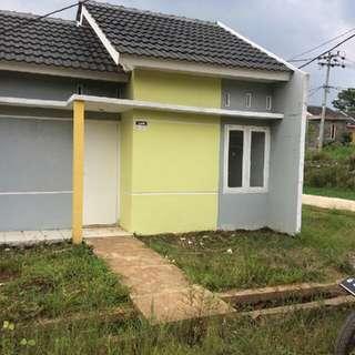 Rumah murah subsidi Bogor Puri Asri 1 Cileungsi Cicilan Plat Mulai 800'n