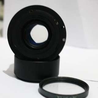 Lensa Fix Fujinon 55mm F.2 Lensa Tua