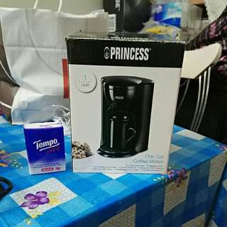 Princess One Cup Coffee Maker